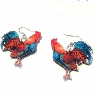 Jewelry - Acrylic earrings